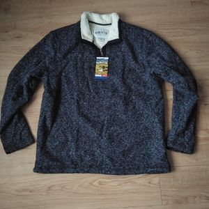 Orvis pullover sweater